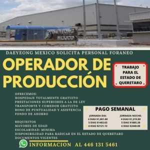 Empresa recluta a xalapeños para trabajar en Querétaro